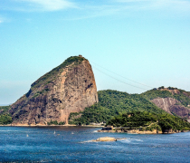 Sugarloaf Rio Helicopter trip