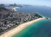 Ipanema Rio by Helicopter