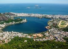 Lagoa Ipanema Rio de Janeiro