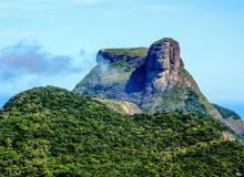 Pedra da Gavea Rio de Janeiro